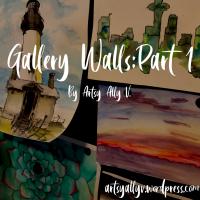 Gallery Walls: Part 1