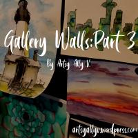 Gallery Walls: Part 3